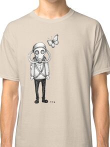 Don't stop to smell the roses. Classic T-Shirt
