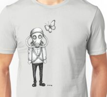 Don't stop to smell the roses. Unisex T-Shirt