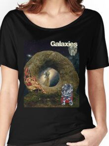 Galaxies Women's Relaxed Fit T-Shirt