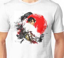 Japanese Geisha Abstract Unisex T-Shirt