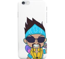 Pool Party Draven Chibi iPhone Case/Skin