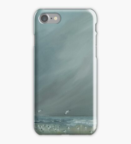 Bridlington North Beach iPhone Case/Skin