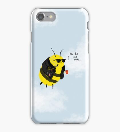 Festival Bees iPhone Case/Skin