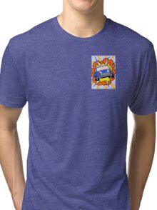 Pop Art Mini Tri-blend T-Shirt