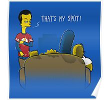 That's My Spot Poster