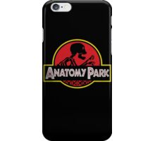 Welcome to Anatomy Park  iPhone Case/Skin