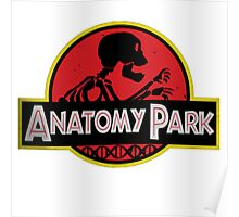 Welcome to Anatomy Park  Poster