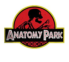 Welcome to Anatomy Park  Photographic Print