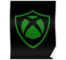 XBOX WEAPON SHIELD!! Poster