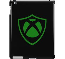 XBOX WEAPON SHIELD!! iPad Case/Skin