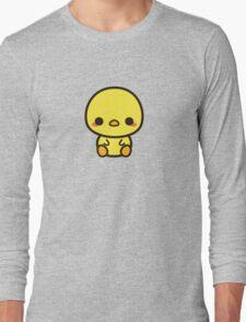Cute chick Long Sleeve T-Shirt