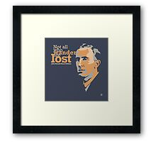 John Ronald Reuel Tolkein Framed Print
