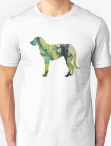 Deerhound Unisex T-Shirt