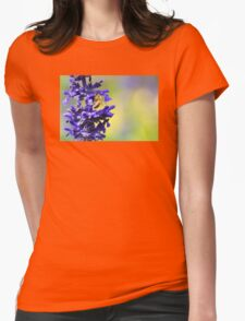 Floral Art - Spring Fever - Sharon Cummings Womens Fitted T-Shirt