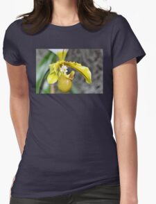 Intimate Orchid 5 - Sharon Cummings Womens Fitted T-Shirt