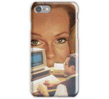 Computer Eyes iPhone Case/Skin