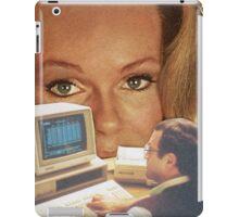 Computer Eyes iPad Case/Skin