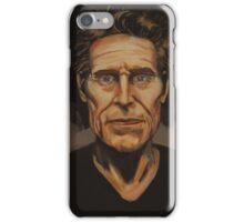 Willem Dafoe iPhone Case/Skin