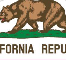 Cali Republic Sticker