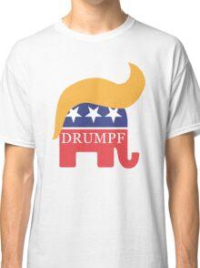 Drumpf 2016 GOP Elephant Hair  Classic T-Shirt