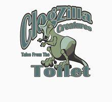 ClogZilla #4 Unisex T-Shirt