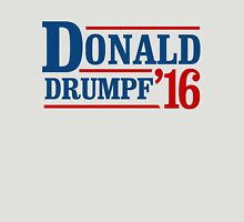 Donald Drumpf 2016 Womens Fitted T-Shirt