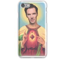 Holy Benedict iPhone Case/Skin