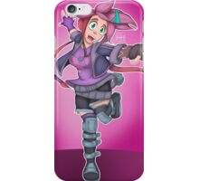 Jinx slayer iPhone Case/Skin
