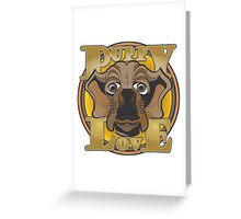 Puppy Love #2 Greeting Card