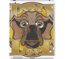 Puppy Love #2 iPad Case/Skin