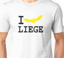 "I ""Snitch"" Liège Unisex T-Shirt"