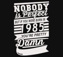 NOBODY IS PERFRCT Kids Tee