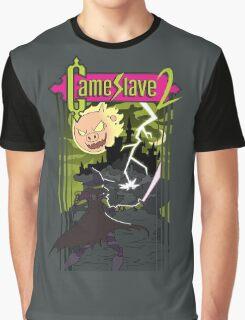 Gameslavania Graphic T-Shirt