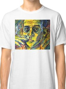 Turn Pro, Hunter S. Thompson tribute Classic T-Shirt
