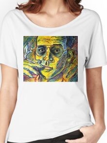 Turn Pro, Hunter S. Thompson tribute Women's Relaxed Fit T-Shirt