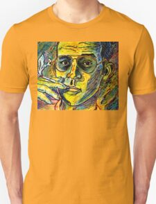 Turn Pro, Hunter S. Thompson tribute Unisex T-Shirt