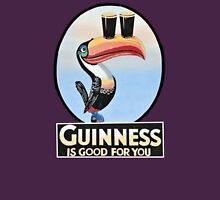 GUINNESS IS GOOD FOR YOU TOUCAN Unisex T-Shirt