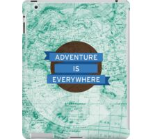 Adventure Is Everywhere [Maps] iPad Case/Skin