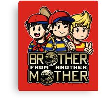 Another MOTHER Trio (Ness, Ninten & Lucas) Canvas Print