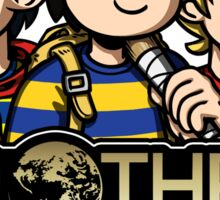 Another MOTHER Trio (Ness, Ninten & Lucas) Sticker