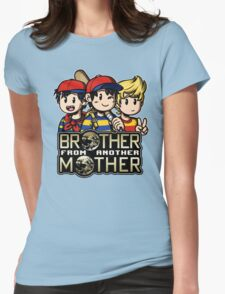 Another MOTHER Trio (Ness, Ninten & Lucas) Womens Fitted T-Shirt
