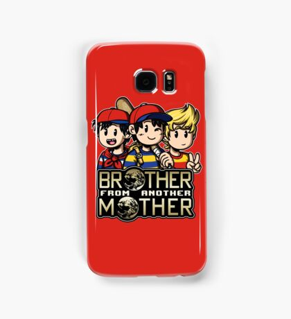 Another MOTHER Trio -alt- (Ness, Ninten & Lucas) Samsung Galaxy Case/Skin