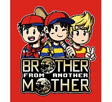 Another MOTHER Trio -alt- (Ness, Ninten & Lucas) Photographic Print