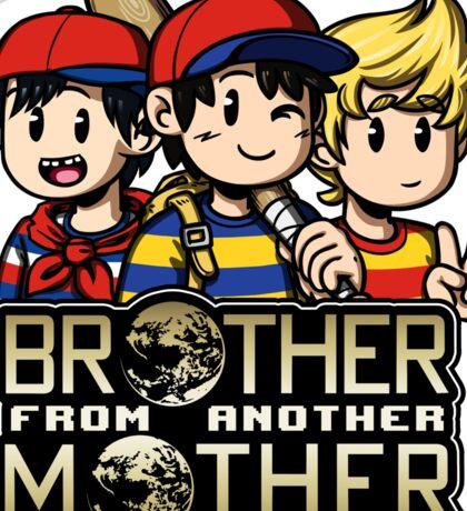 Another MOTHER Trio -alt- (Ness, Ninten & Lucas) Sticker