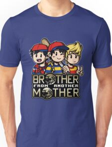 Another MOTHER Trio -alt- (Ness, Ninten & Lucas) Unisex T-Shirt