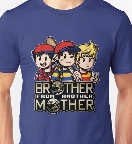 Another MOTHER Trio -alt- (Ness, Ninten & Lucas) Unisex T-Shirt