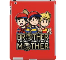 Another MOTHER Trio -alt- (Ness, Ninten & Lucas) iPad Case/Skin