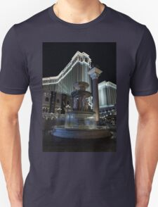 One Very Elegant Reproduction - Venice Recreated at the Venetian Las Vegas Unisex T-Shirt