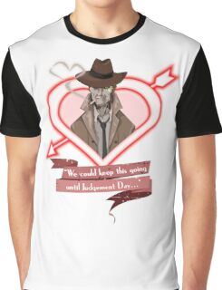 I Choose Valentine V.2 Graphic T-Shirt