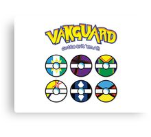 Cardfight Vanguard Balls Canvas Print